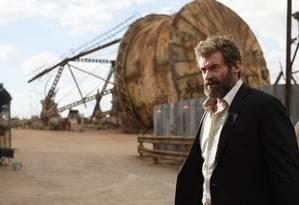 Cena de 'Logan' Foto: Reprodução
