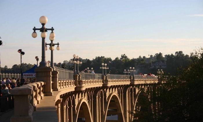 Colorado Street Bridge Foto: Pasadena Heritage/Divulgação