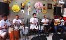 Banda da Cozinha vai tocar no lançamento da camiseta do bloco Põe na Quantinha?, sábado, dia 21, no Salve Simpatia do Centro Foto: Divulgação