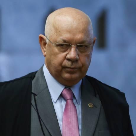 O ministro Teori Zavascki Foto: André Coelho / Agência O Globo / 2-3-2016