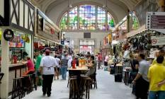 Mercado Municipal de São Paulo Foto: Expedia