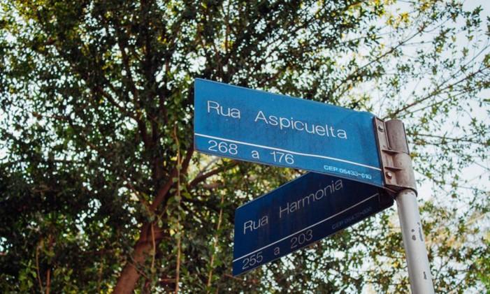 Ruas que receberão festival Foto: Divulgação
