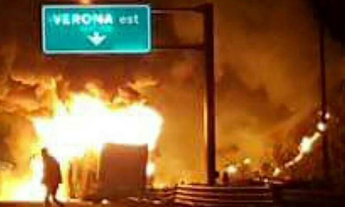 Acidente com autocarro cheio de estudantes húngaros faz 16 mortos