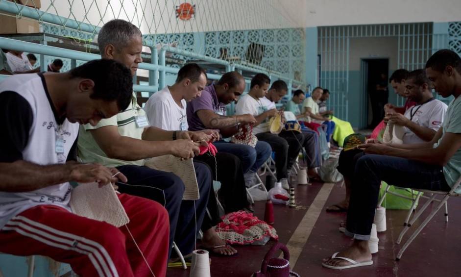 Associação de Proteção e Assistência a Condenados (APAC) de Paracatu (MG) é modelo de gestão prisional Foto: Michel Filho / Agência O Globo