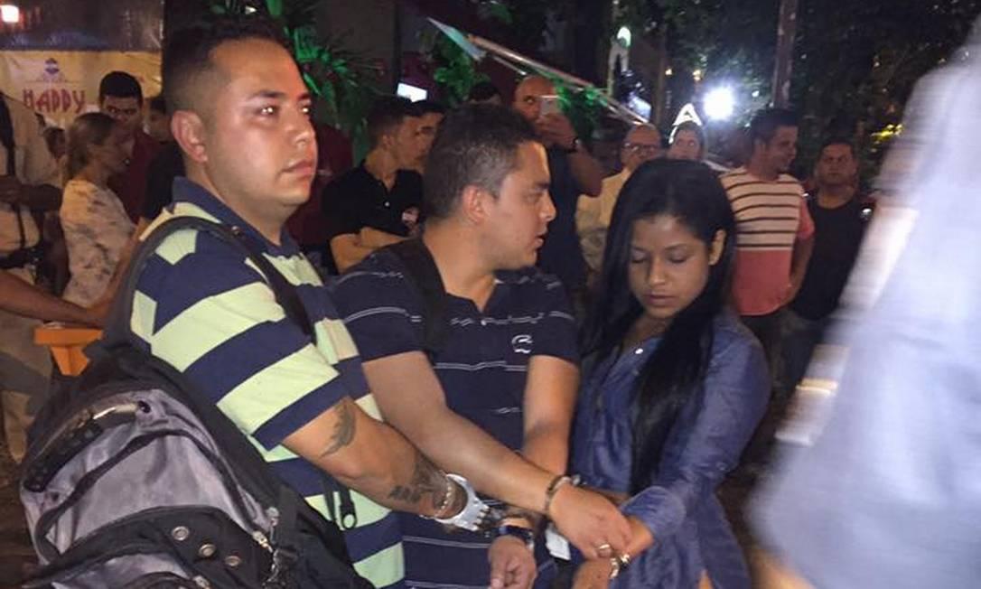 Ação contra desordem urbana tem três presos na Barra