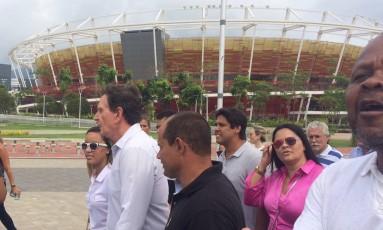 Crivella abre Parque Olímpico ao público Foto: Paula Ferreira
