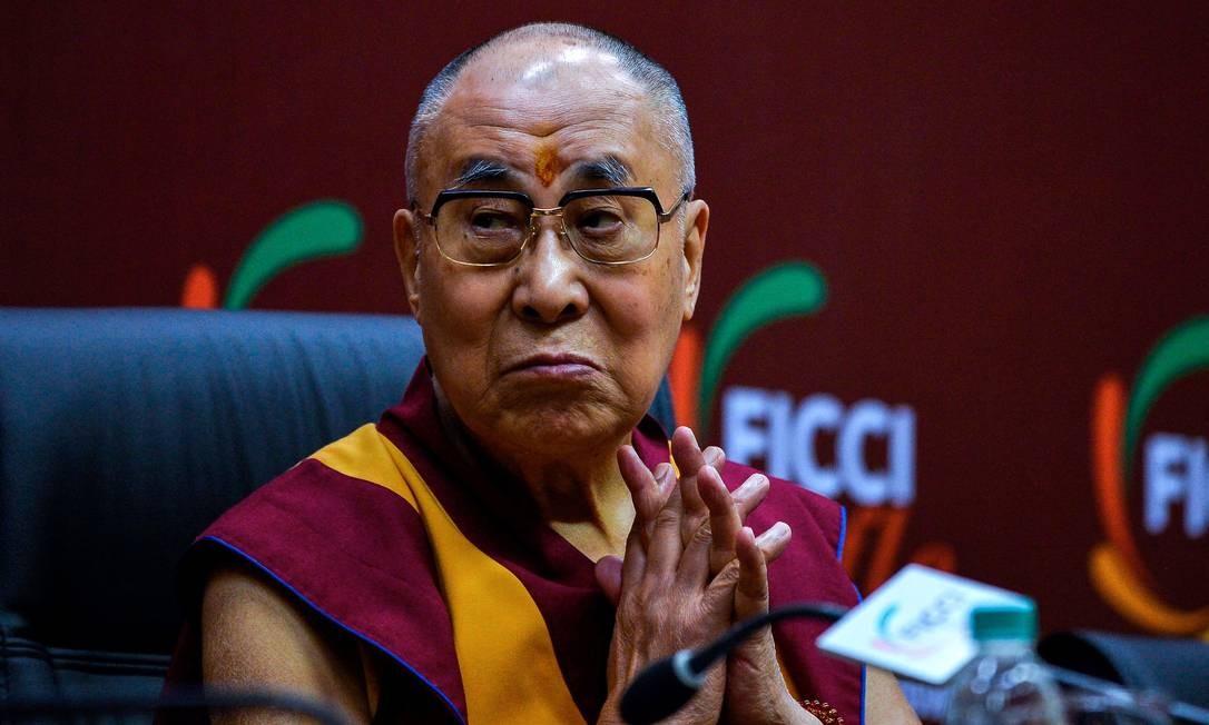 Dalai Lama Pede Que Trump E Putin Trabalhem Juntos Em Prol Da Paz Jornal O Globo