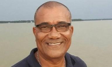 O subtenente reformado Amauri Panema tinha 52 anos Foto: Reprodução / Facebook
