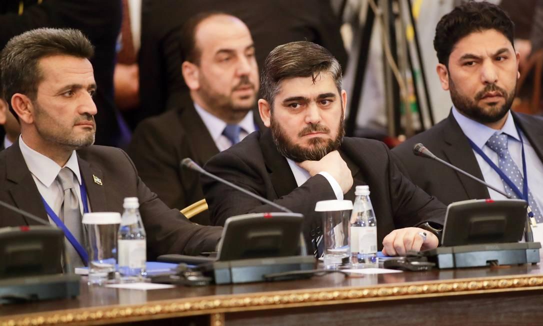 Negociações de paz para Síria começam em Astana