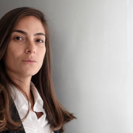 Mariana Ribas, nova secretária do Audiovisual do MinC Foto: Divulgação