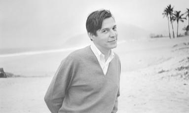 O compositor Tom Jobim Foto: Divulgação/Otto Stupakoff