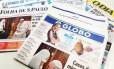 Jornais de grande circulação no país