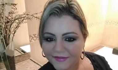 Aline de Paula Ferreira morreu baleada numa tentativa de assalto Foto: Reprodução do Facebook