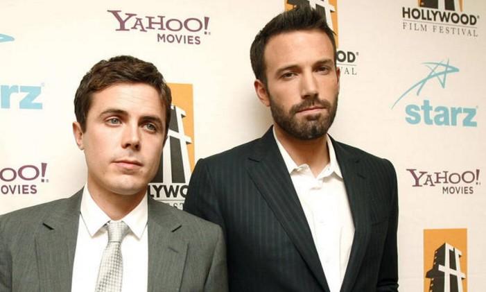 Casey e Ben Affleck em 2007 Foto: Matt Sayles / AP