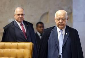 Presidente Michel Temer vai escolher novo ministro do STF para a vaga aberta após morte de Teori Foto: Divulgação STF