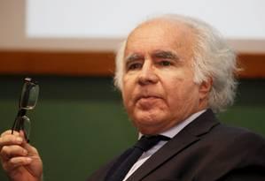 O professor de da FGV Joaquim Falcão Foto: Domingos Peixoto / Agência O Globo