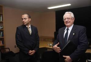 O ex-ministro do STF Carlos Velloso Foto: Rodrigo Clemente / O Tempo