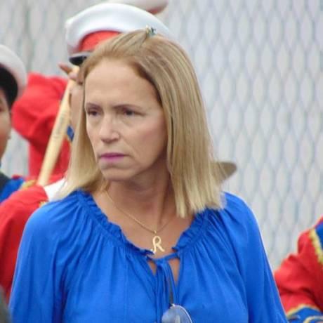 A diretora Rosemary de Sousa, de 52 anos, foi morta a tiros Foto: Reprodução do Facebook