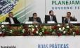 Ministro do Planejamento, Dyogo Oliveira, participa de evento nesta quinta-feira