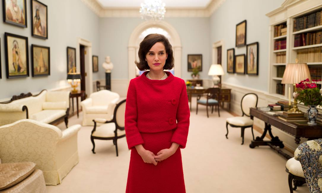 Ícone: Natalie vive a primeira-dama mais famosa dos EUA Foto: Divulgação