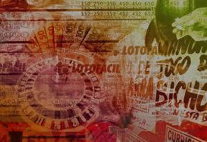 Congresso Nacional discute propostas de legalização de jogos de azar Foto: Editoria de Arte