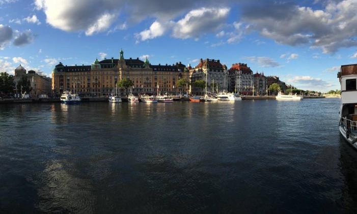Estocolmo Foto: Cristiana Beltrão / Cristiana Beltrão