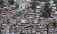 """Rocinha. Para Figueiredo, do Ministério das Cidades, """"A regularização converte locais em endereços"""""""