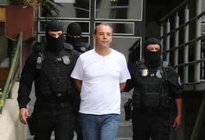 Preso desde novembro do ano passado, Cabral não estaria mais suportando a prisão, segundo aliados Foto: Geraldo Bubniak / Geraldo Bubniak/10-12-2016