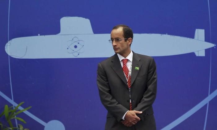 O ex-presidente da Odebrecht Marcelo Odebrecht em 2014 Foto: Gabriel de Paiva