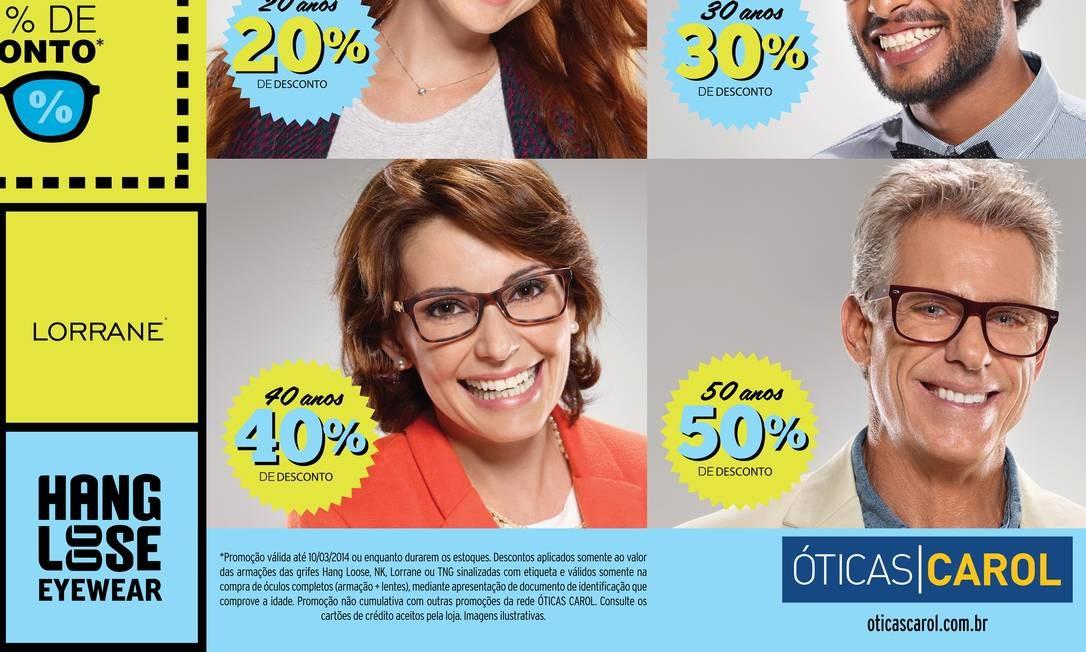 b17c8802fa041 Grupo italiano compra Óticas Carol por cerca de R  360 milhões ...