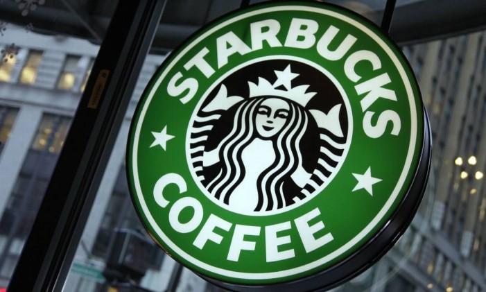 Rede de cafeteria americana Starbucks Foto: Richard Drew / AP
