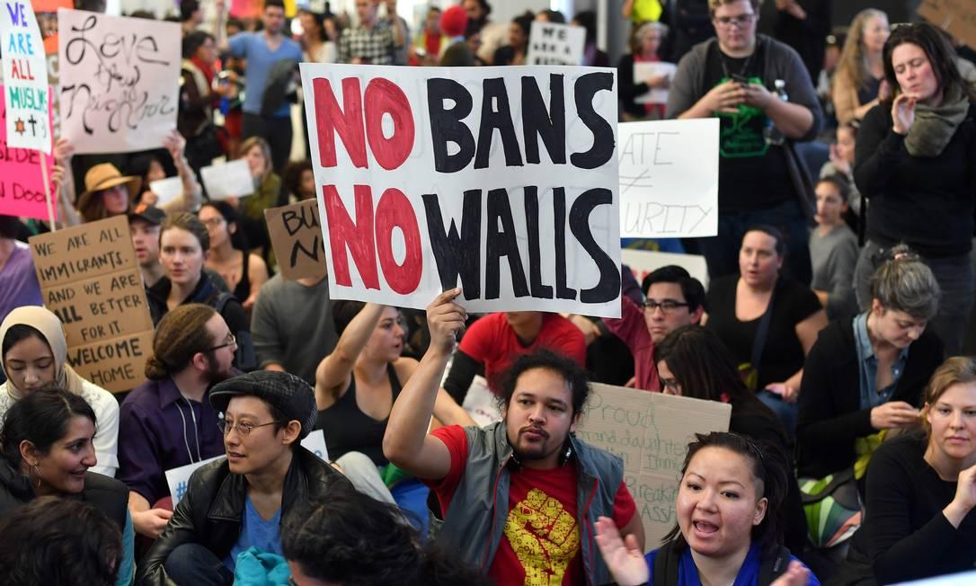 politics immigration protests