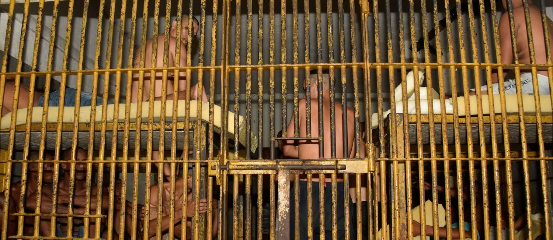 Cela do presídio Ary Franco, uma unidade de custódia no Rio de Janeiro Foto: Divulgação