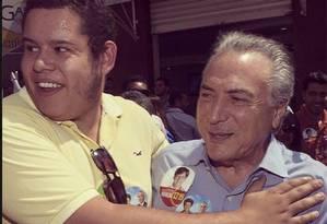 Bruno Júlio (PMDB), ex-secretário Nacional de Juventude Foto: Reprodução / Facebook
