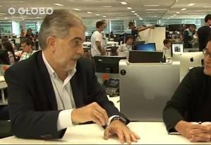 Paulo Sardinha, presidente da Associação Brasileira de Recursos Humanos no Estado do Rio (ABRH-RJ) Foto: Reprodução