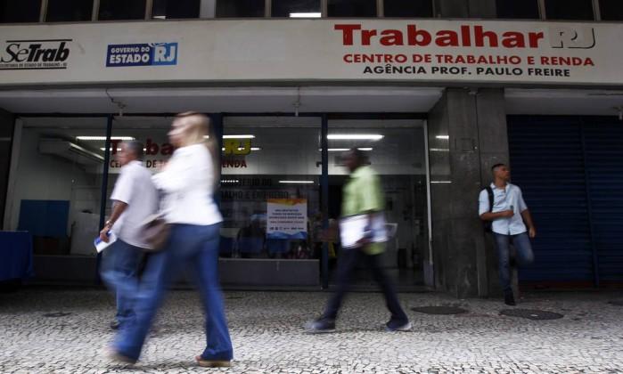 Brasil regista maior taxa de desemprego desde que há registo