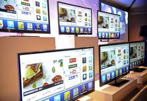 SmartTVs Foto: Jacob Kepler / Jacob Kepler/Bloomberg