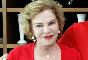A ex-primeira dama Marisa Letícia Foto: Divulgação/Roberto Stuckert
