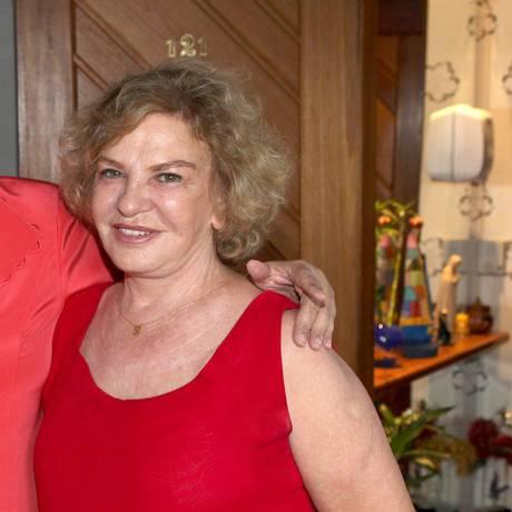 A ex-primeira dama Marisa Letícia Foto: Divulgação/ Ricardo Stuckert