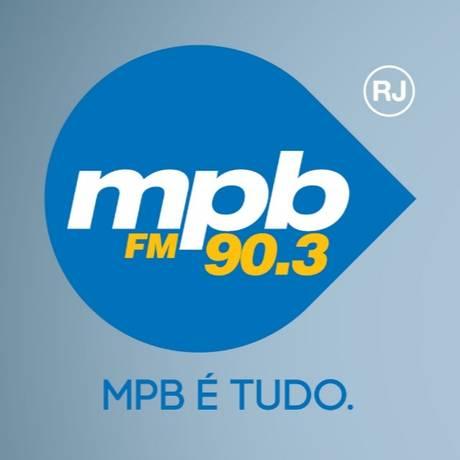 Logotipo da rádio MPB FM Foto: Divulgação