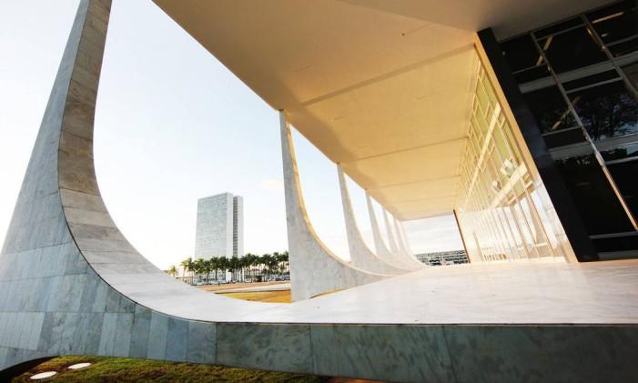 Prédio do STF Foto: Divulgação/STF