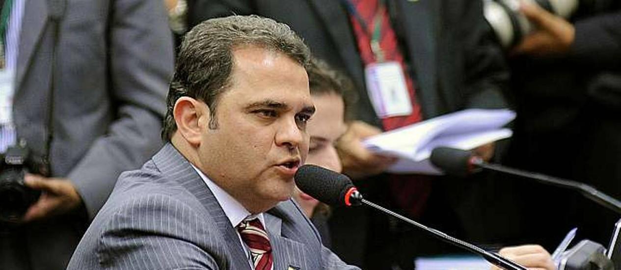 O deputado José Priante (PMDB-PA) Foto: Agência Câmara