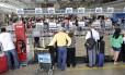 Aeroporto do Galeão: viagens para os EUA caíram em 2016, segundo associação de operadoras de turismo