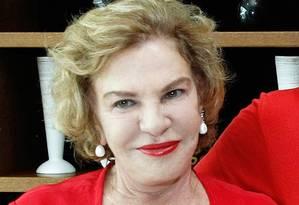 Ex-primeira-dama Marisa Letícia teve AVC hemorrágico em 24 de janeiro Foto: Roberto Stuckert Filho / Divulgação
