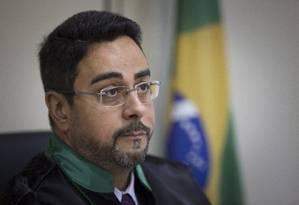 O juiz Marcelo Bretas, da 7ª Vara Federal Criminal Foto: Leo Martins / Agência O Globo