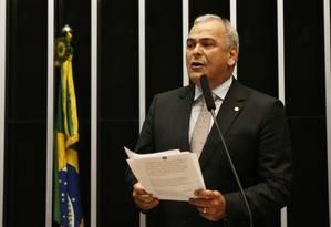 O deputado Júlio Delgado (PSB-MG) Foto: Ailton de Freitas / Agência O Globo / 2-2-2017