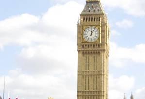 Big Ben. Seguros para o Reino Unido são os mais caros Foto: Max Nash / Max Nash/AFP