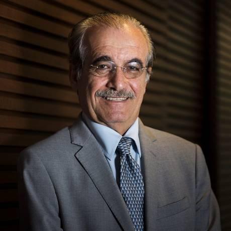 Aposta. Chaim Zaher, presidente do Grupo SEB: em 2018, vão lançar escola na Barra da Tijuca da rede Concept Foto: O Globo / Monica Imbuzeiro/20-10-2016