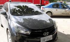 HB 20, o carro mais roubado no Rio Foto: Agência O Globo
