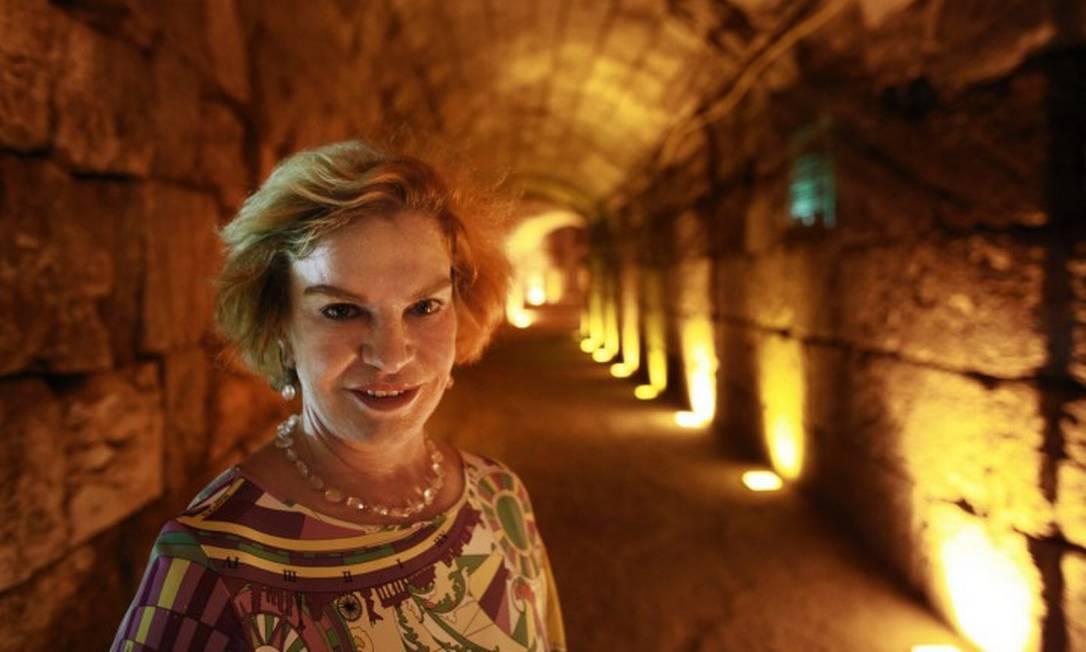 Dona Marisa Letícia ex-primeira dama do Brasil Foto: Agência O Globo